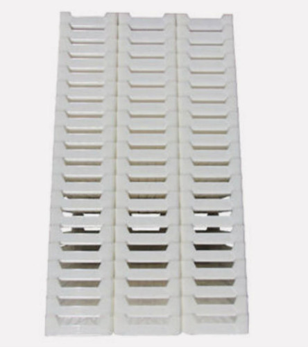 Stacking trays vented vented stackable food safe Trays