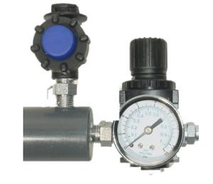 Air Adaptor for GoatThroat Pump, BGA
