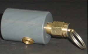 5 psi pressure relief for GoatThroat Pump