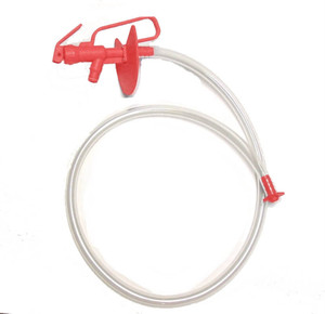 GoatThroat Pump remote discharge tap