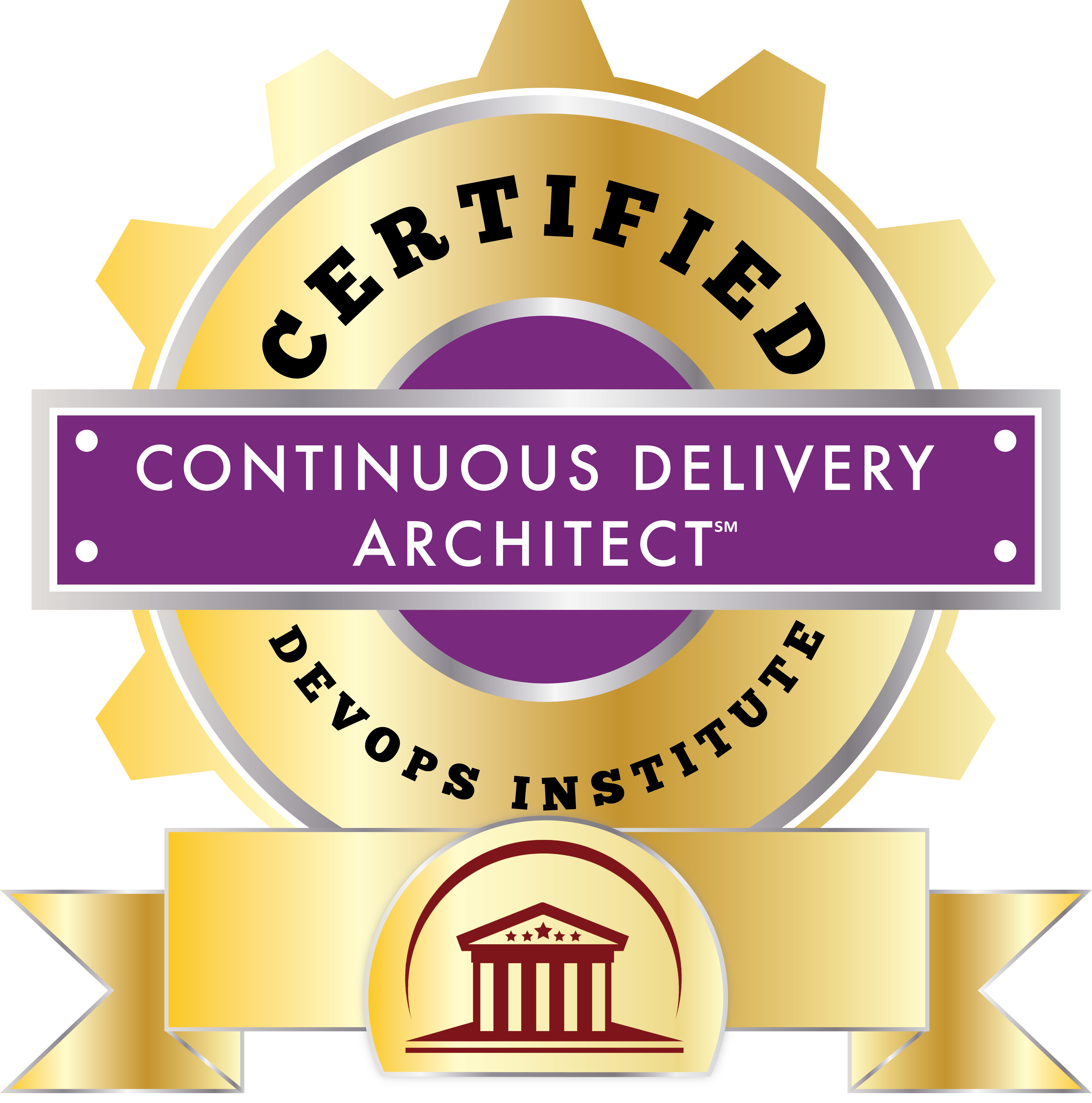 Continuous delivery architects trained here copy of badges cda 01g 1betcityfo Choice Image