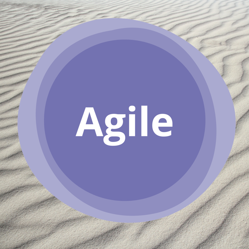 Register for Agile Classes