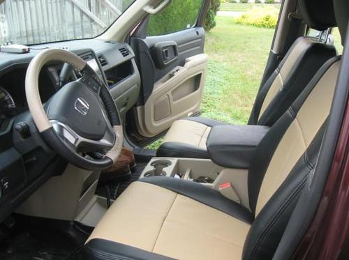 Clazzio Seat Covers | Honda Ridgeline