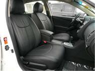 Altima Clazzio Seat Cover All Black Leather