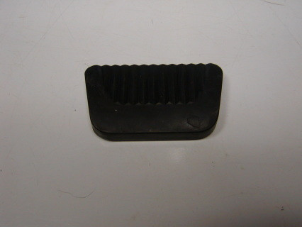 This Brake and Clutch pad was on found on the 169-71 Dodge Trucks in limited amounts. They fit perfectly and high Quality American Rubber