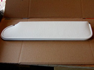 A100 Truck and Van NEW Sun visor. Comes as a set without the rod, just replacement Sun Visors