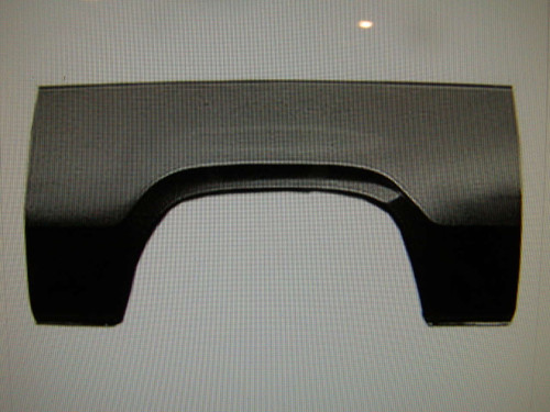 Lower front fender section can be purchased for both sides; Driver Side (Left) and Passenger side (Right), indicate in the notes when checking out, which side you need