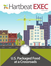 Hartbeat EXEC Q1 2015: U.S. Packaged Food at a Crossroads
