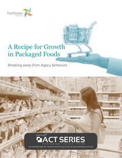 A Recipe for Growth in Packaged Foods