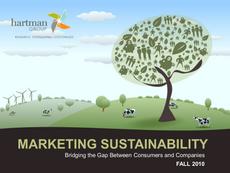 Marketing Sustainability