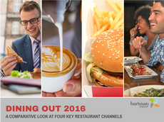 Dining Out 2016: A Comparative Look at Four Key Restaurant Channels
