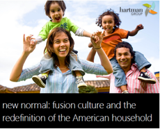 New normal: fusion culture and the redefinition of the American household - White Paper