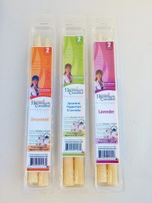 Harmony's Candles 2 Pack  Ear Candling Cone