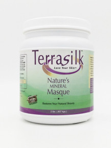 TerraSilk Clarifying Mask Powder 2 Lbs by California Earth Minerals