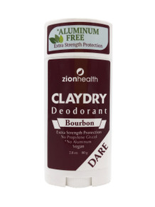 Clay Dry Burbon Dare Front
