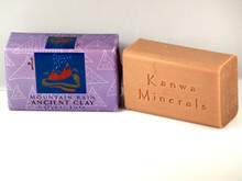 Zion Health Ancient Clay Soap Mountain Rain