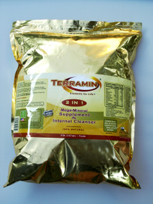 Terramin 8 lbs Powder Calcium Montmorillonite Clay