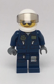 LEGO Forest Police Officer Minifigure 4473