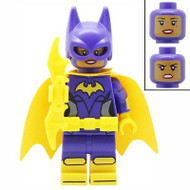 LEGO Movie Batgirl Minifigure (70906) with Batarang