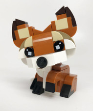 Constructibles Baby Fox Mini Build - LEGO® Parts & Instructions Kit