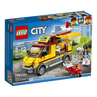 LEGO City Great Vehicles Pizza Van #60150