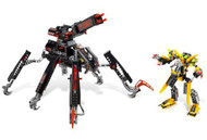 LEGO Exo Force Set Special Edition #7721 Combat Crawler X2