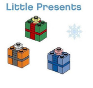 LEGO Christmas Little Presents Parts & Instructions  Special Mini Model Buil
