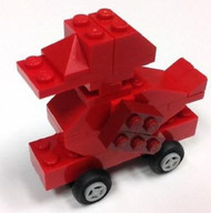LEGO 75th Anniversary Duck on Wheels Parts & Instructions