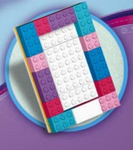 LEGO Friends Picture Frame Parts & Instructions Kit