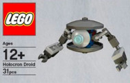 LEGO Star Wars Holocron Droid Parts & Instructions - May the 4th Build