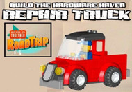 LEGO Build Together Road Trip Hardware Truck