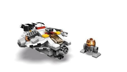 Lego Star Wars The Ghost Parts Instructions Kit Constructibles