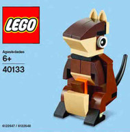 LEGO Kangaroo Mini Build Parts & Instructions Kit