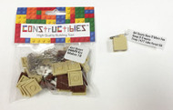 Constructibles Girl Scout SWAPS Kit - 10 LEGO S'Mores SWAPS