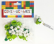 Constructibles Girl Scout SWAPS Kit - 10 LEGO Daisies (Green) SWAPS