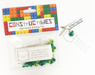 Constructibles® Girl Scout SWAPS Kit - 10 LEGO® Frog in the Pocket SWAPS