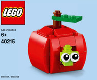 LEGO Apple Mini Build Parts & Instructions Kit