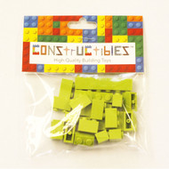 Constructibles® x25 Lime Green 1x2 Bricks 3004 - LEGO® Bulk Parts
