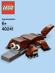 LEGO Platypus Mini Build Parts & Instructions Kit
