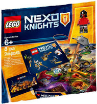 LEGO NEXO KNIGHTSTM Intro Pack 5004388 (8 Piece Polybag Set)
