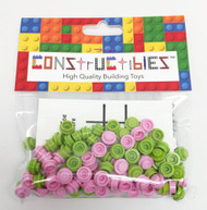 Constructibles® Girl Scout SWAPS Kit - 10 LEGO® Tic-Tac-Toe SWAPS