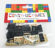 Constructibles Girl Scout SWAPS Kit - 10 LEGO Map SWAPS