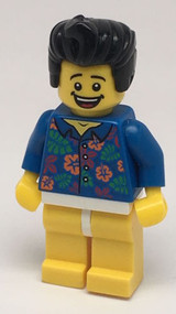 LEGO Where's My Pants Guy Collectible Minifigure