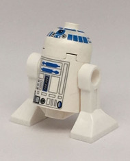 LEGO R2-D2 Minifigure 7140 Star Wars