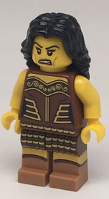 LEGO Series 10 Collectible Minifigure Woman Warrior