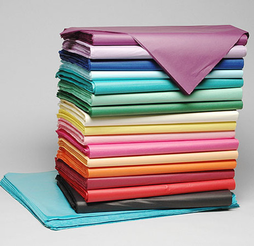 Satin Wrap Color Tissue