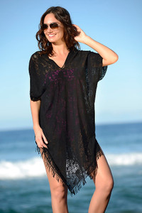 French Lace Coverup