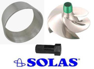 SeaDoo RXP-X RXT GTX Wear Ring Stainless Steel SOLAS Impeller Tool SRZ-CD-15/20 Kit