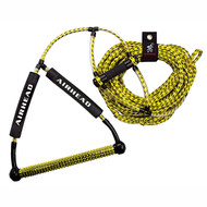 AIRHEAD Trick Handle 4-Section Wakeboard Rope AHWR-1