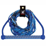 """AIRHEAD Wakeboard Rope 15"""" EVA Handle 3 section 60' AHWR-3"""